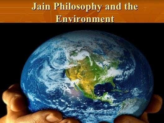 jainism and environment